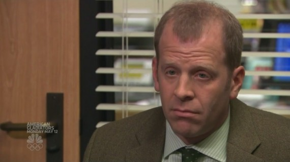 Why It's Okay to Be Like Toby in H.R.