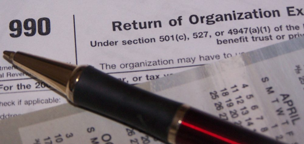 Who is Required to File a Form 990